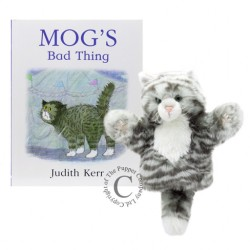Mog's Bad Thing storytelling set