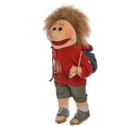 Hand Puppet Boy Florian