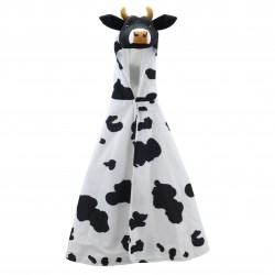 Cow - Dressing up Cape