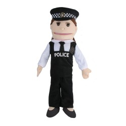Police Person -  Dressing Up Outfit
