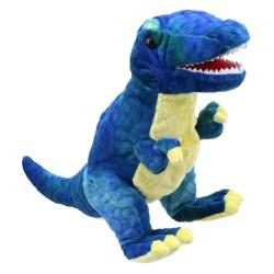 T-Rex (Blue) - Baby Dinos Hand Puppet