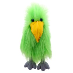 Green - Basic Bird Hand Puppet
