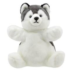 Husky - Cuddly Tumms Hand Puppet