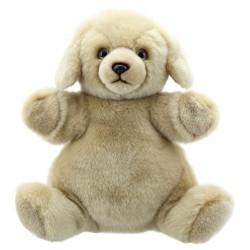Labrador - Cuddly Tumms Hand Puppet