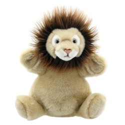 Lion Cub - Cuddly Tumms Hand Puppet