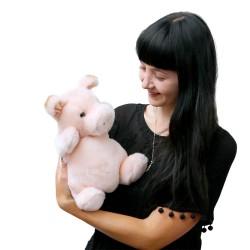 Pig - Cuddly Tumms Hand Puppet