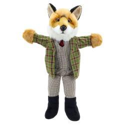 Fox - Dressed Animal Hand Puppet