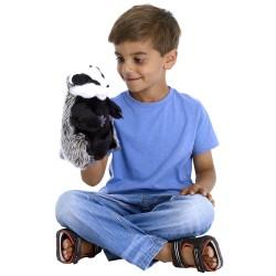 Badger - European Glove Puppet