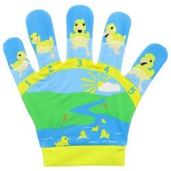 Five Little Ducks - Song Mitts