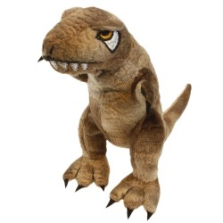 Velociraptor (Dinosaur) - Finger Puppet