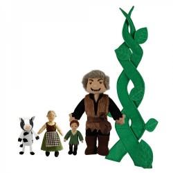 Jack & the Beanstalk - Finger Puppet Set