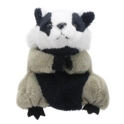 Badger - Finger Puppet