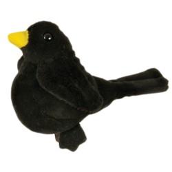 Blackbird - Finger Puppet