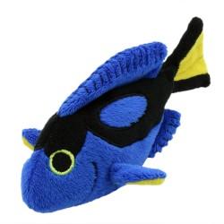 Blue Tang Fish - Finger Puppet