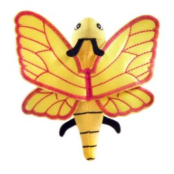 Butterfly (Yellow) - Finger Puppet