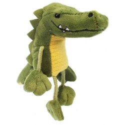 Crocodile - Finger Puppet