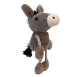 Donkey - Finger Puppet