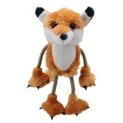 Fox - Finger Puppet