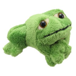 Frog - Finger Puppet