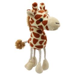 Giraffe - Finger Puppet