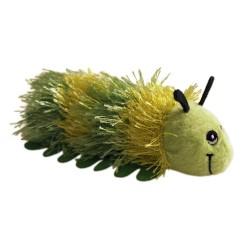 Caterpillar (Green) - Finger Puppet