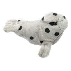 Seal (Grey) - Finger Puppet
