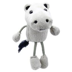 Hippo - Finger Puppet