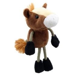 Horse - Finger Puppet