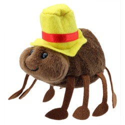 Incy Wincy Spider - Finger Puppet
