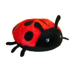 Ladybird - Finger Puppet