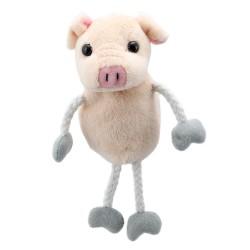 Pig - Finger Puppet