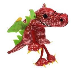 Red Dragon - Finger Puppet