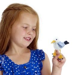 Seagull - Finger Puppet