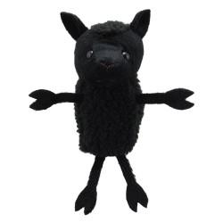 Sheep (Black) - Finger Puppet