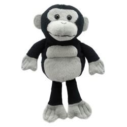 Silverback Gorilla - Finger Puppet