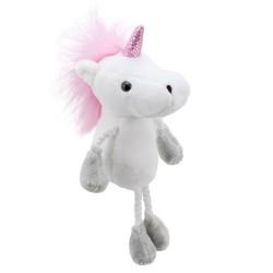 Unicorn - Finger Puppet