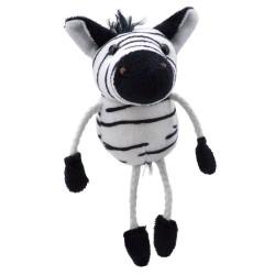 Zebra - Finger Puppet