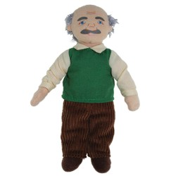 Grandad - Finger Puppet