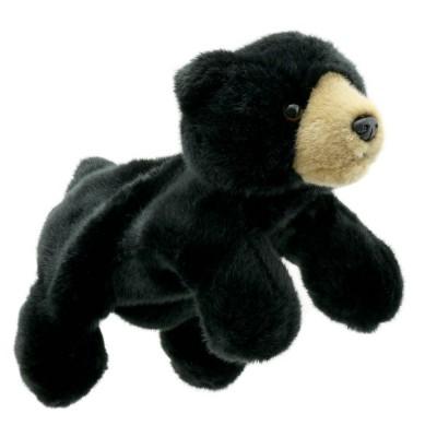 Bear (Black) - Full Bodied Animal Puppet