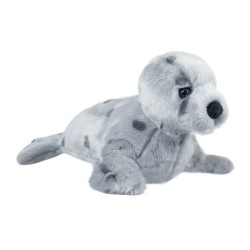 Seal (Grey) - Full Bodied Animal Puppet