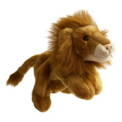 Lion - Full Bodied Animal Puppet