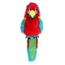 Amazon Macaw - Large Birds Hand Puppet