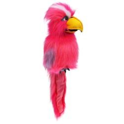 Pink Galah - Large Birds Hand Puppet