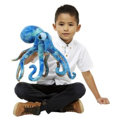 Octopus - Large Creatures Hand Puppet