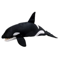 Orca Whale - Large Creatures Hand Puppet
