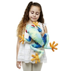 Tree Frog - Large Creatures Hand Puppet