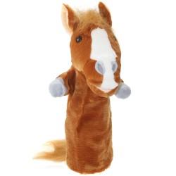 Horse - Long Sleeved Hand Puppet