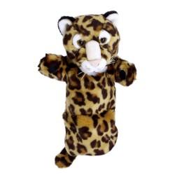 Leopard - Long Sleeved Hand Puppet