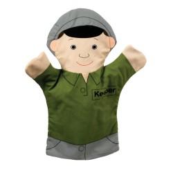 Keeper - Flat Glove Puppet