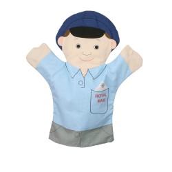 Postman - Flat Glove Puppet